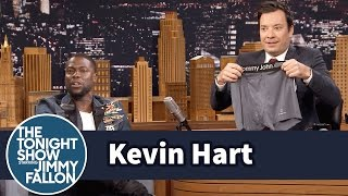 Kevin Hart Talks Fitness and Underwear Pockets