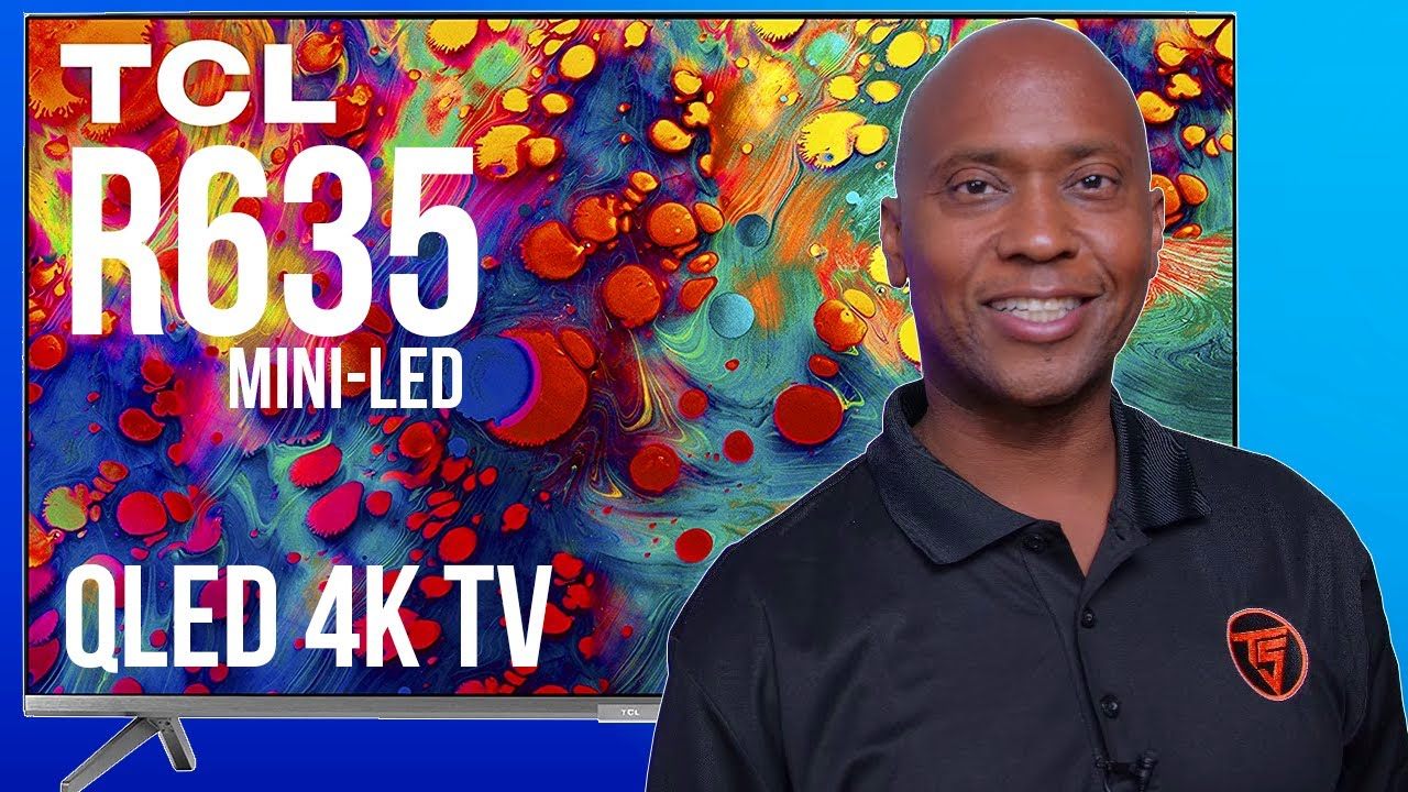 2020 TCL 6-Series QLED UHD 4K Television