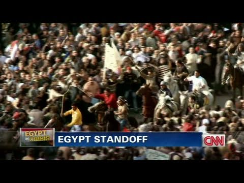 CNN Official Interview: Egyptian opposition leader, Mohamed ElBaradei slams Mubarakregime