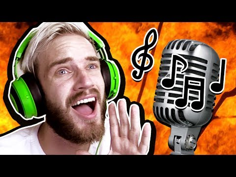 The Pewdiepie Songs