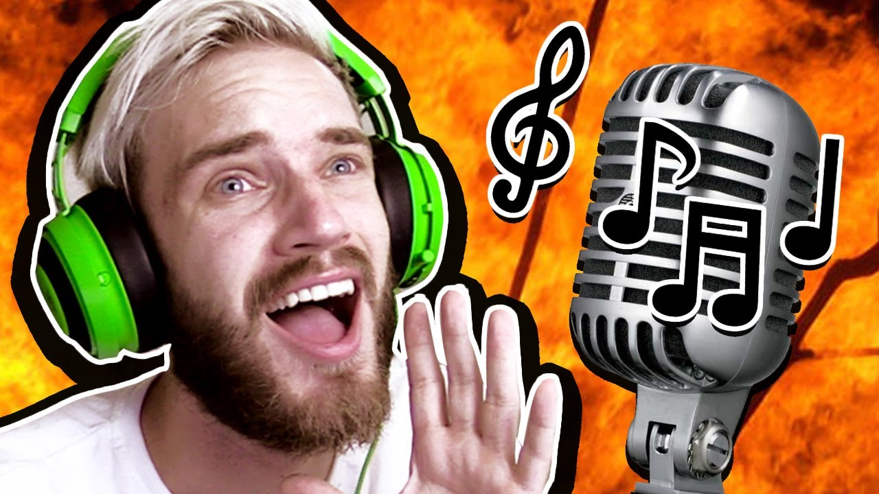 The Pewdiepie Song s    YouTube The Pewdiepie Song s