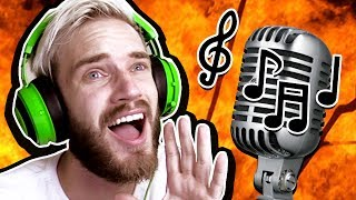 The Pewdiepie Song(s)