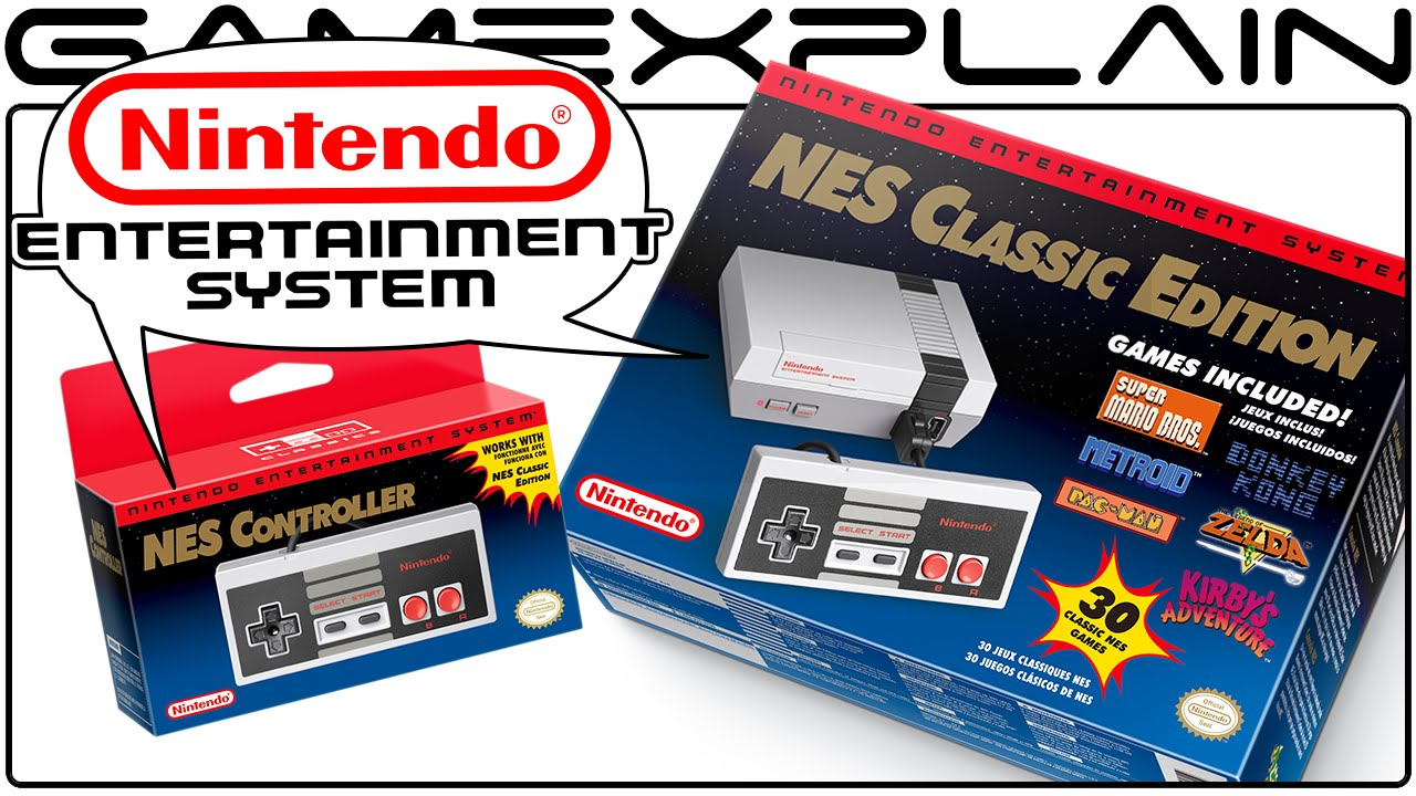 Nes Classic Console Discussion Game Selection Emulation Quality