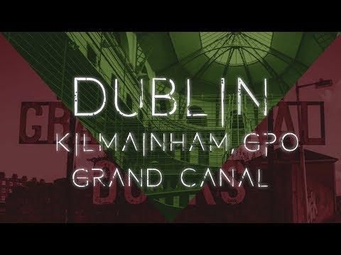 DUBLIN - CÁRCEL DUBLIN, POST OFFICE & GRAND CANAL - vlog 5