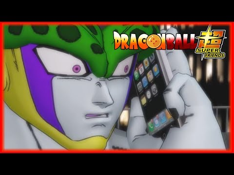 Dragonball Super Friends The Lost Episodes ~ The Phone Call