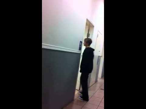 Boy girl bathroom