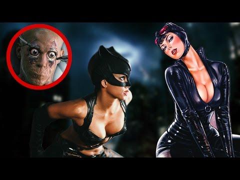 ХУДШИЕ появления героев комиксов в кино (МАРВЕЛ И DC)