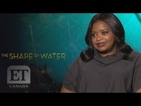 Octavia Spencer, Michael Shannon On