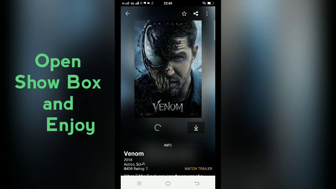 showbox free download for android 2018