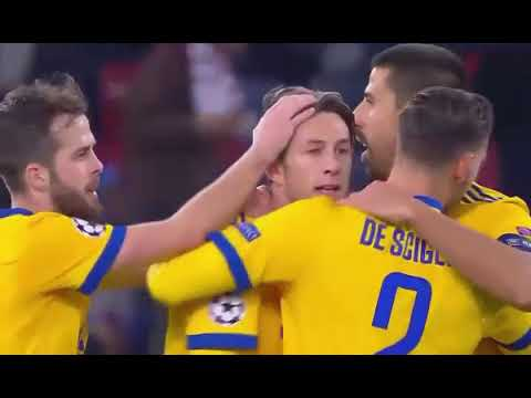 Download Juventus vs Olympiakos 2-0 [ All Goals and Highlights ] - 05/12/2017