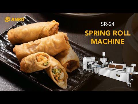 spring roll machine,spring roll making machine, spring roll maker