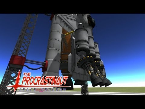 The Procrastinaut Space Program 101 - Lights, Camera, Space shuttle!!