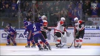 19 20 KHL Top 10 Goals of Week 20