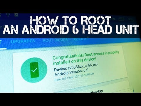 Download How To Root Your Android 8 Oreo Head Unit Xtrons Te103ap