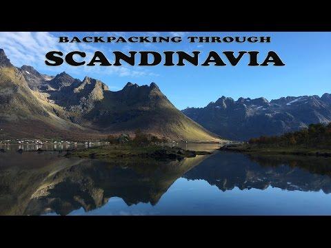 Backpacking through Scandinavia - Short Preview