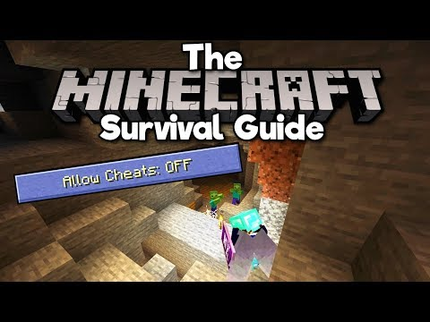 How To Locate Caves (Without Cheating!) ▫ The Minecraft Survival Guide [Part 242]