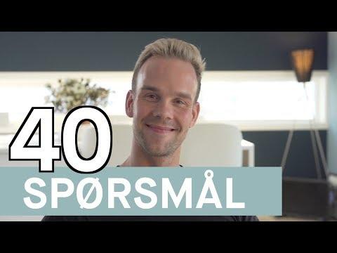 40 Spørsmål: Morten Hegseth