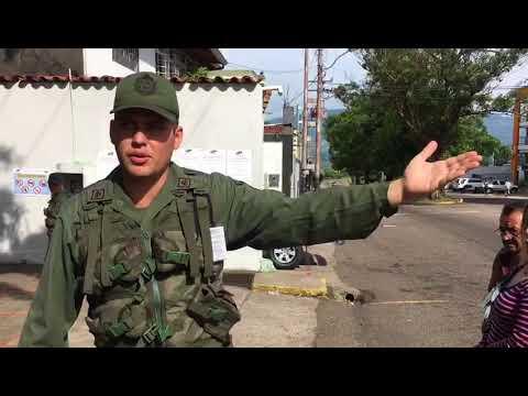 Impiden que los medios de comunicación graben centro de votación en Táchira #Cobertura20M