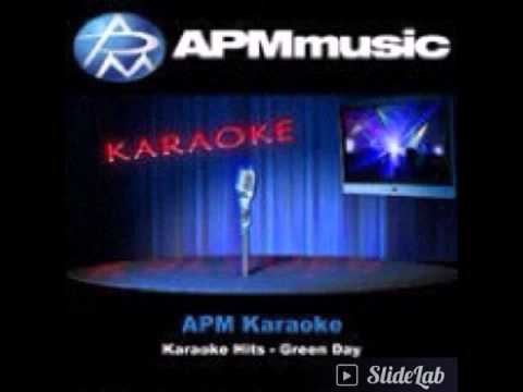 Green Day - Boulevard of Broken Dreams - (Karaoke Version)