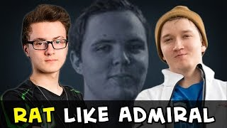Rat like AdmiralBulldog — craziest game of Starladder Finals(Check Starseries site for more info: https://starladder.com/en Join Starladder FB for news and more: https://www.facebook.com/dotasltv/ SL i-League StarSeries ..., 2017-02-26T14:51:12.000Z)