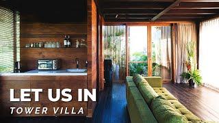 Gambar cover Bali Vacay! The Tower Villa at Uluwatu Surf Villas House Tour | Let Us In 🌴 S01E07