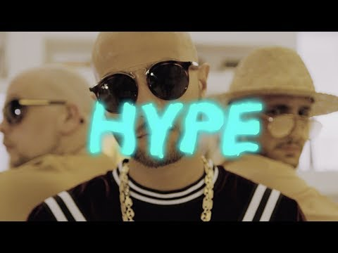 Nimo - HYPE feat. Celo & Abdi (prod. von Matveï) [Official 4K Video]