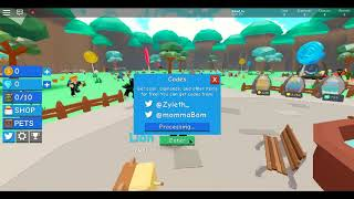 2 Codigos of the game Toy Hunt Simulator on Roblox