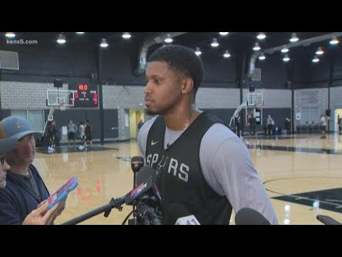 Spurs ready to get the season started