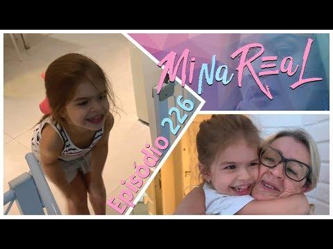 MiNa ReAl | Visita surpresa da vovó Alba.