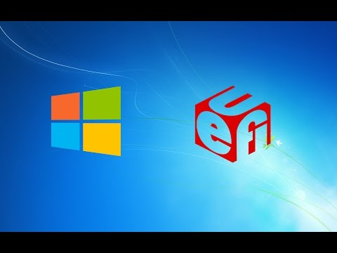Convert Windows 7/8/10 Installation from Legacy to UEFI Without Data Loss (Simpler Method)