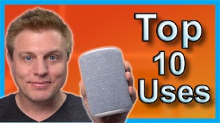 Amazon Echo & Alexa 10 Everyday Uses 3.0