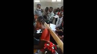 'HARVEST ARMY' in HAITI Cap Haitien 4.3.17 (Overseer S. JOSEPH)