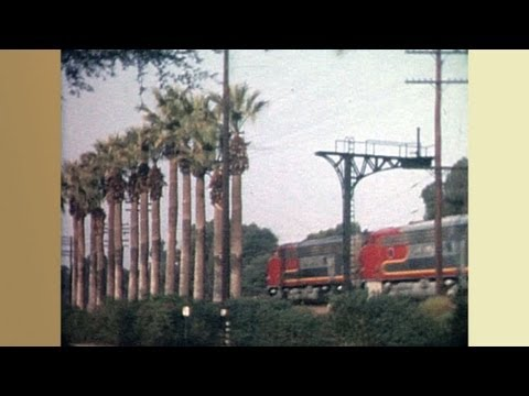 Passenger Trains of the 1960's Galore!