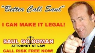 Breaking Bad Saul's Best One Liners