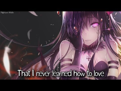 ✧Nightcore - Devils Don't Fly (lyrics)