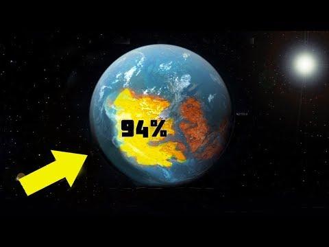 94% НА ЭТОЙ ПЛАНЕТЕ ЕСТЬ ЖИЗНЬ - Kepler 452b
