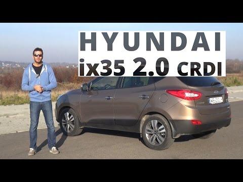 Hyundai ix35 2.0 CRDi 184 KM, 2014 - test AutoCentrum.pl #150
