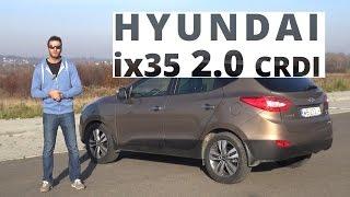 Hyundai ix35 2.0 CRDi 184 KM, 2014 test AutoCentrum.pl 150 смотреть