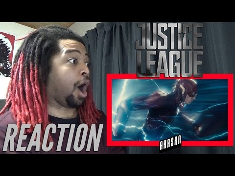 JUSTICE LEAGUE TRAILER 1 | REACTION & REVIEW