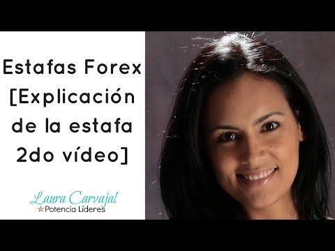 Cuidate de las estafas bajo el nombre Forex