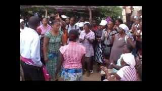 Batuque no Rui Vaz - Ilha de Santiago - Cabo Verde