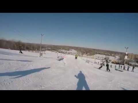 Four Lakes Snowboarding