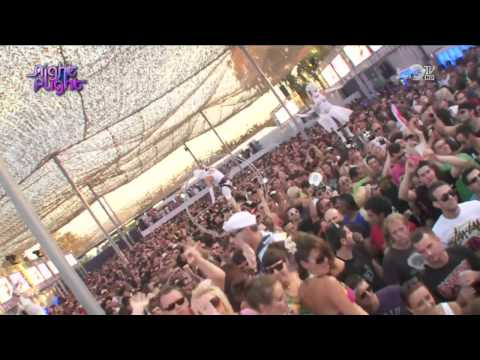 Carl Cox @ Space Opening Party, Ibiza - 2010-05-30 (NightFlight) HD