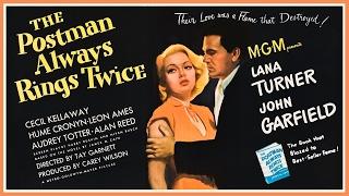 The Postman Always Rings Twice (1946) Trailer - B&W / 2:30 mins