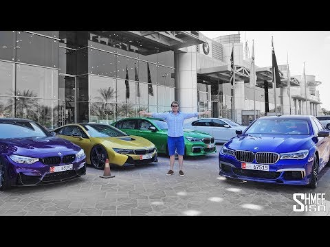 The World's Craziest BMW Dealership! | VLOG