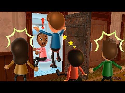 Wii Party - Player Vs Ren Vs Oscar Vs Fumiko