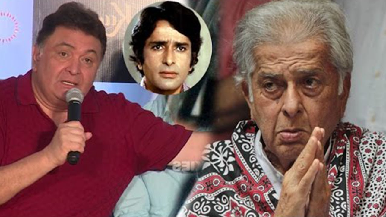 Image result for Famous Indian actor, Shashi Kapoor has died