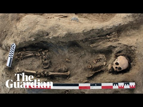 Peru: skeletons of 227 victims unearthed at world's largest child sacrifice site