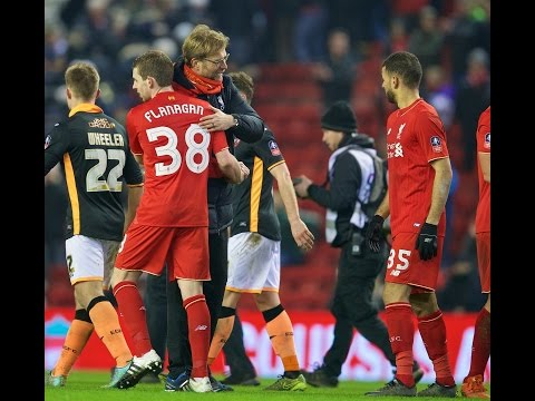 Jurgen Klopp on Jon Flanagan's return from injury