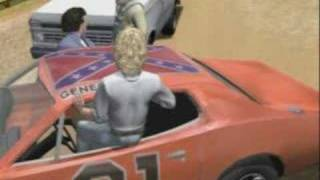 Dukes Of Hazzard Cutscenes Part 1
